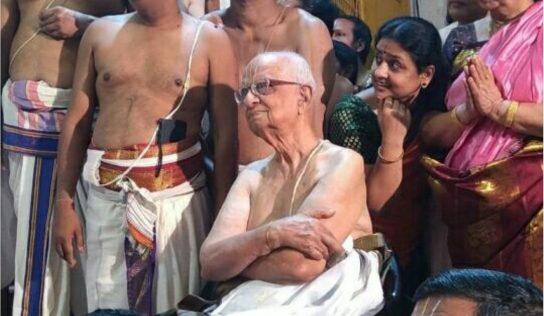 ४० वर्ष हिंदूंची बाजू मांडणाऱ्या ९२ वर्षीय वकीलश्रेष्ठांची कहाणी