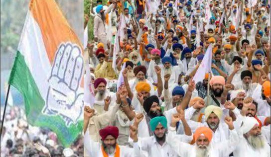 दिल्ली सीमेवर शेतकऱ्यांचे नव्हे; ते काँग्रेसचे आंदोलन; कर्नाटकच्या मंत्र्याची टीका