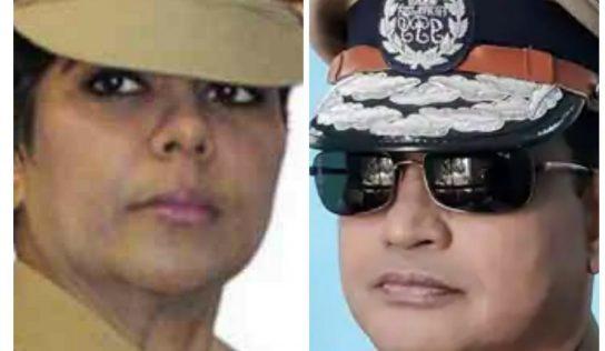 आ देखें जरा … ! पश्चिम बंगालमधील डेबरामध्ये दोन माजी आयपीएस अधिकारी आमने-सामने ;  कोण मारणार बाजी ?