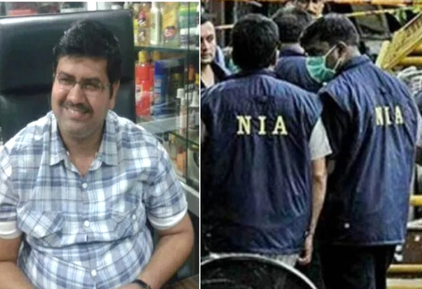 Big Breaking Home Ministry orders NIA to probe Mansukh Hiren's death case