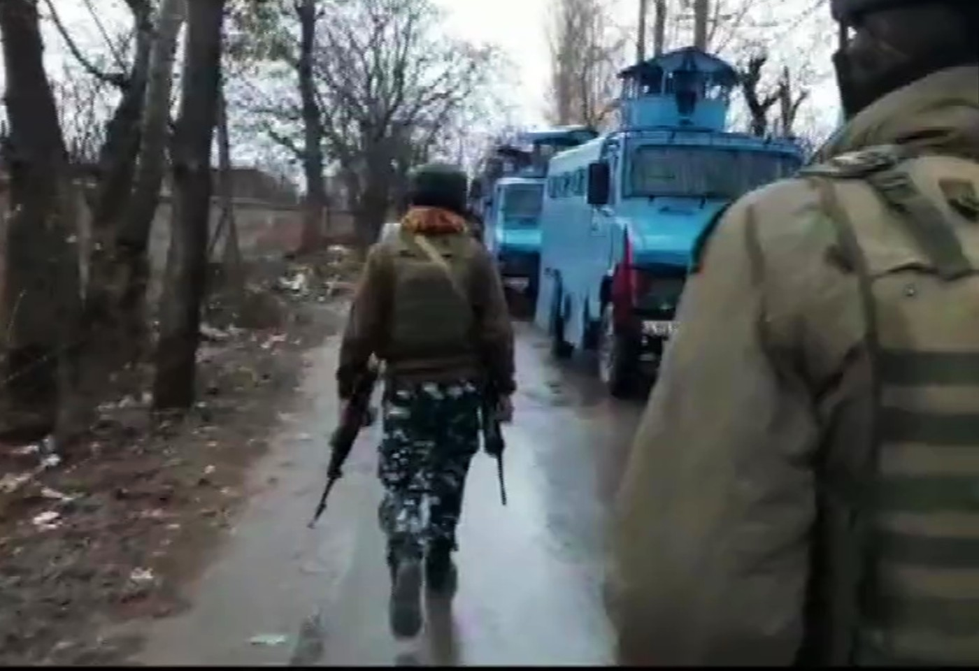 Shopian Encounter Four terrorists eliminated in an encounter with security forces
