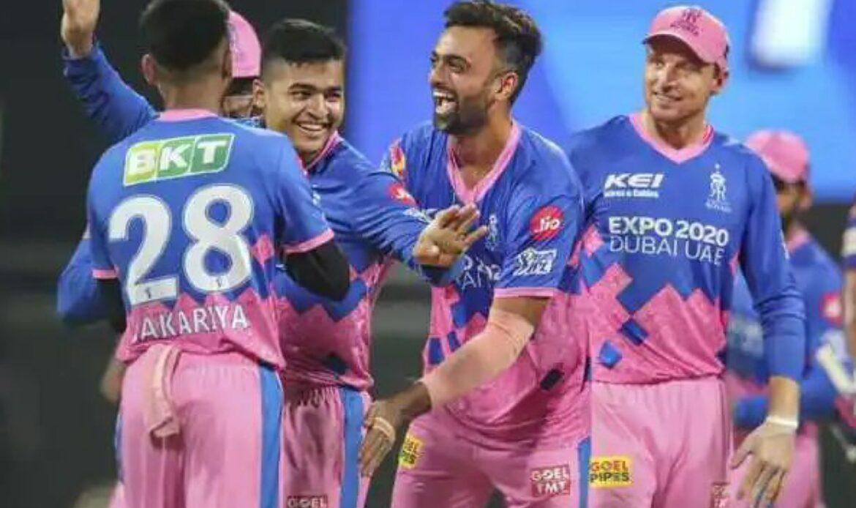 <span>RR vs DC IPL 2021 :</span>राजस्थानचा 'रॉयल' विजय ; सर्वात महागड्या खेळाडूची दमदार कामगीरी