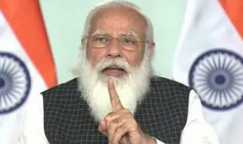 अॅक्शन मोड मध्ये पंतप्रधान नरेंद्र मोदी:ऑक्सिजनचं उत्पादन वाढवा, टँकर्स सुसाट सोडा,सर्व मंत्रालयांना अलर्ट रहाण्याचे आदेश