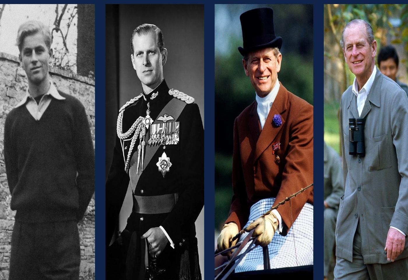 Prince Philip Death Watch His Profile In Photos