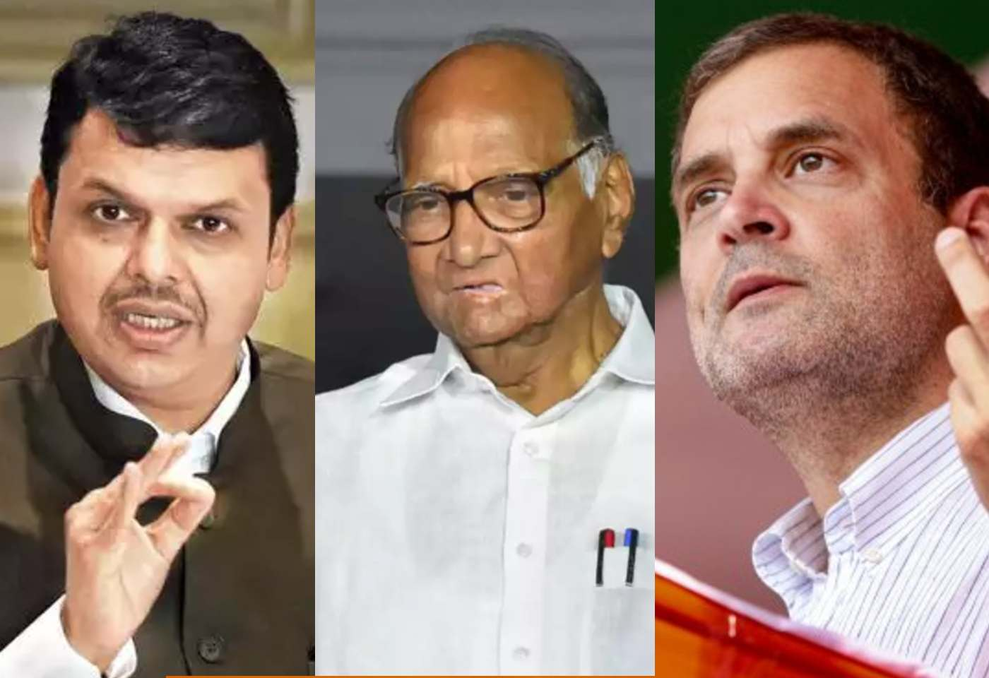 Sharad pawar Devendra Fadnavis Rahul Gandhi likely to Face Enquiry For Pandemic Help by Delhi Police After PIL In Delhi High Court