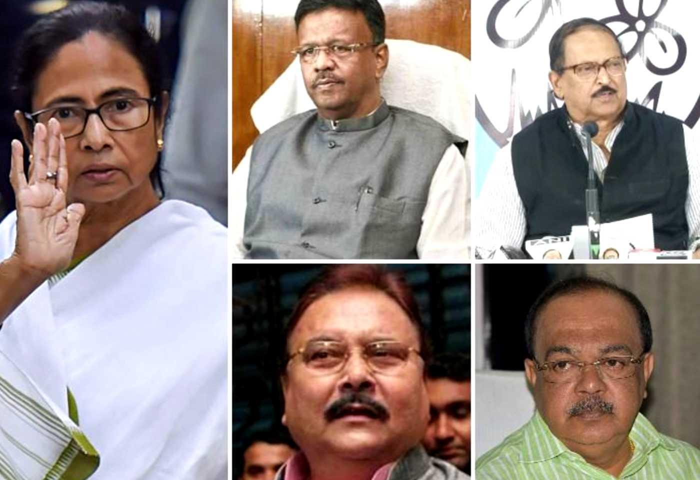Narada Case Calcutta HC criticizes Mamata Banerjees Dharana As extra Ordinary Situation