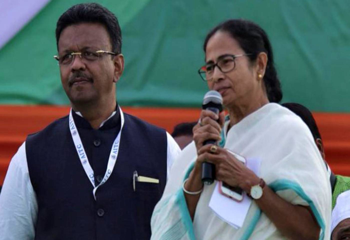 Narada sting case CBI Questions West Bengal ministers Firhad Hakim, Subrata Mukherjee and 2 others