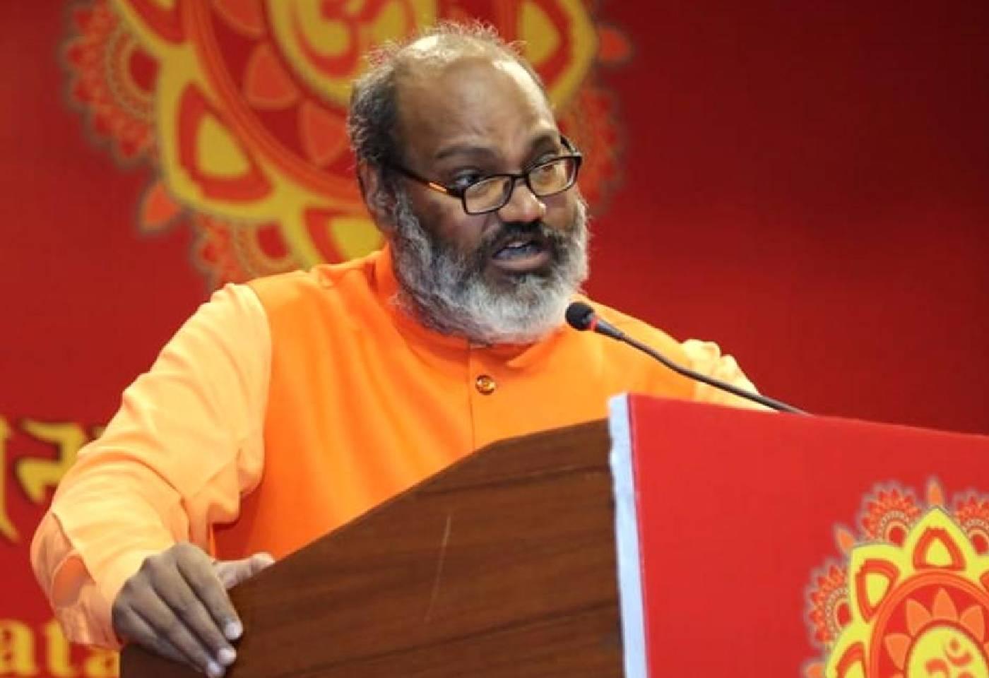 jaish E Mohammad Terrorist Dar Arrested From Delhi Who Was Planning To Kill Swami Narsinhanand