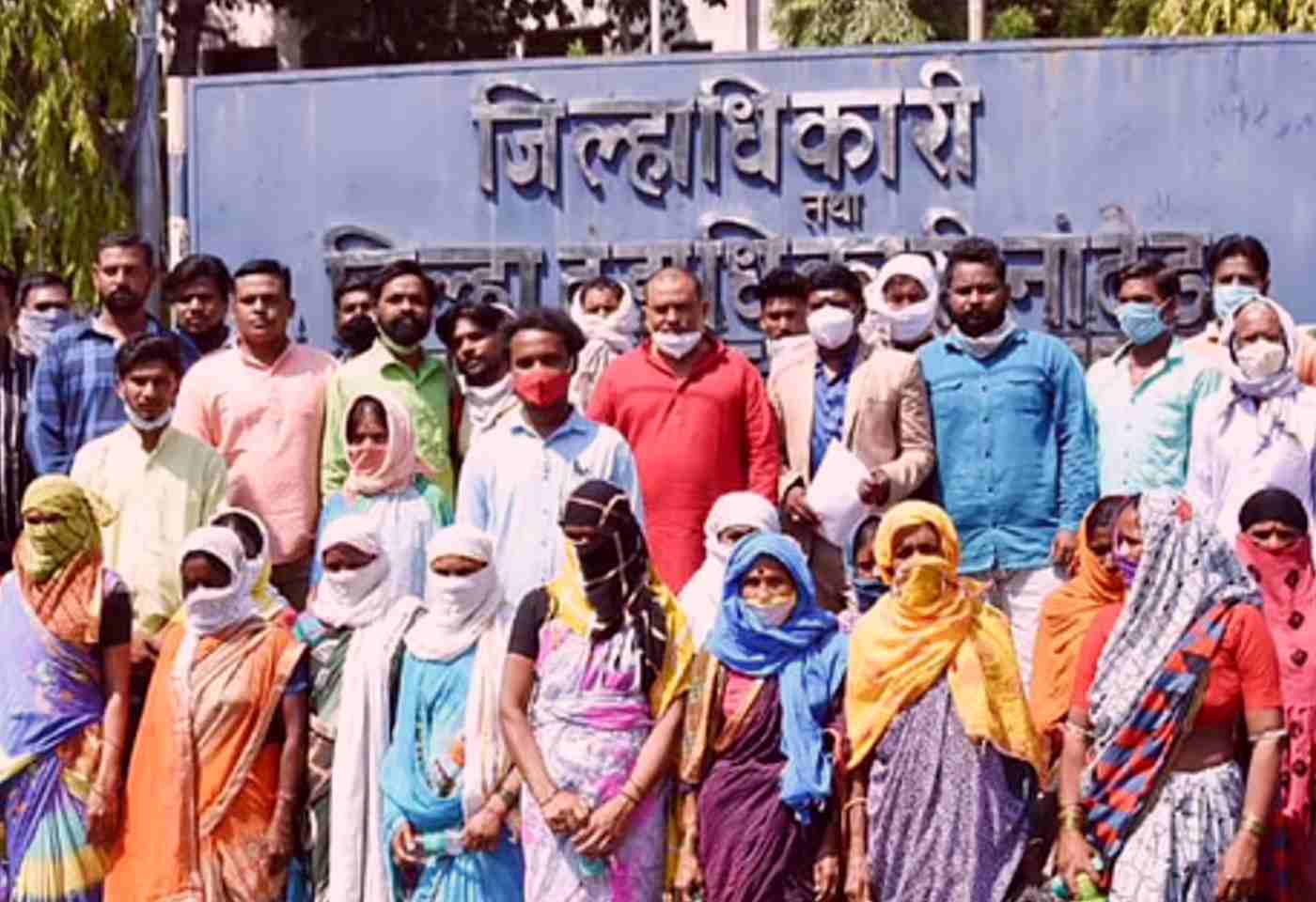 Shocking: Village in Nanded Social Boycott on Dalit community, cloesed groceries and medicines For Week