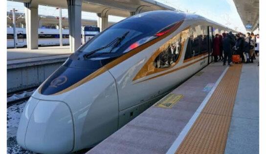 हैद्राबाद, नागपूरकडेही बुलेट ट्रेन धावणार ; मुंबई – अहमदाबाद मार्गासाठी गुजरातमध्ये वेग