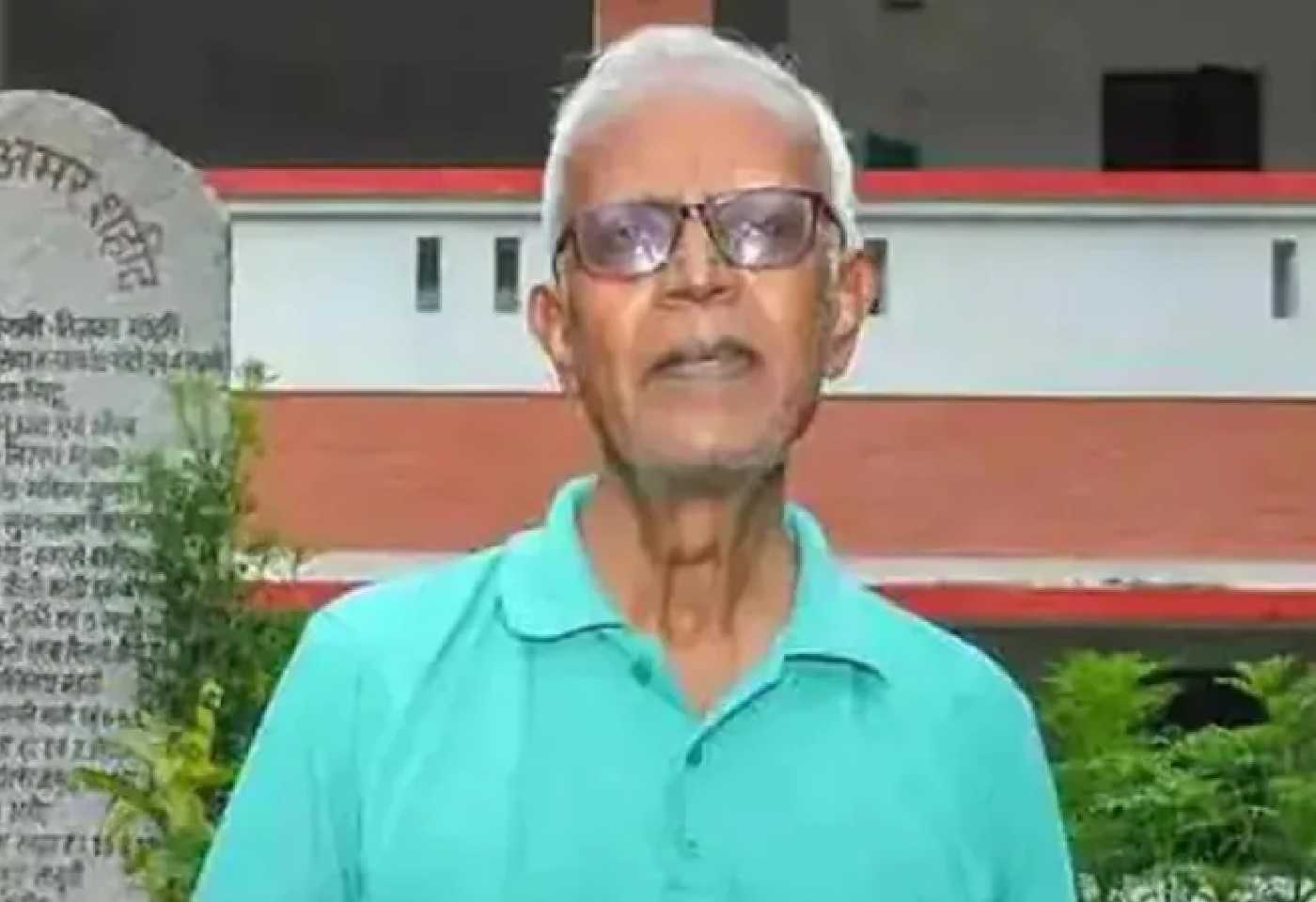 Activist Father Stan Swamy died on monday, accused in Bhima Koregoan Violence