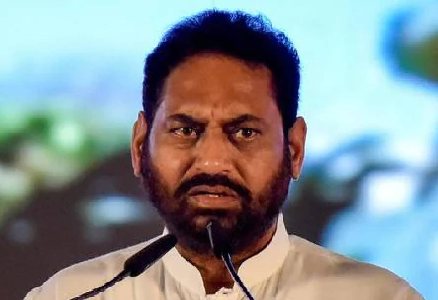 Congress Leader Nitin Raut Demands Padma Award For Late Fr Stan Swamy