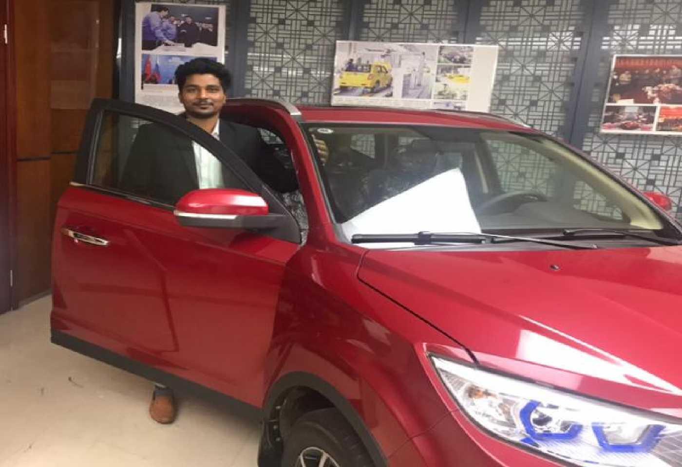 maharashtra Kamble Brothers Developed indigenous EV Dexto Electric car, will soon run on road