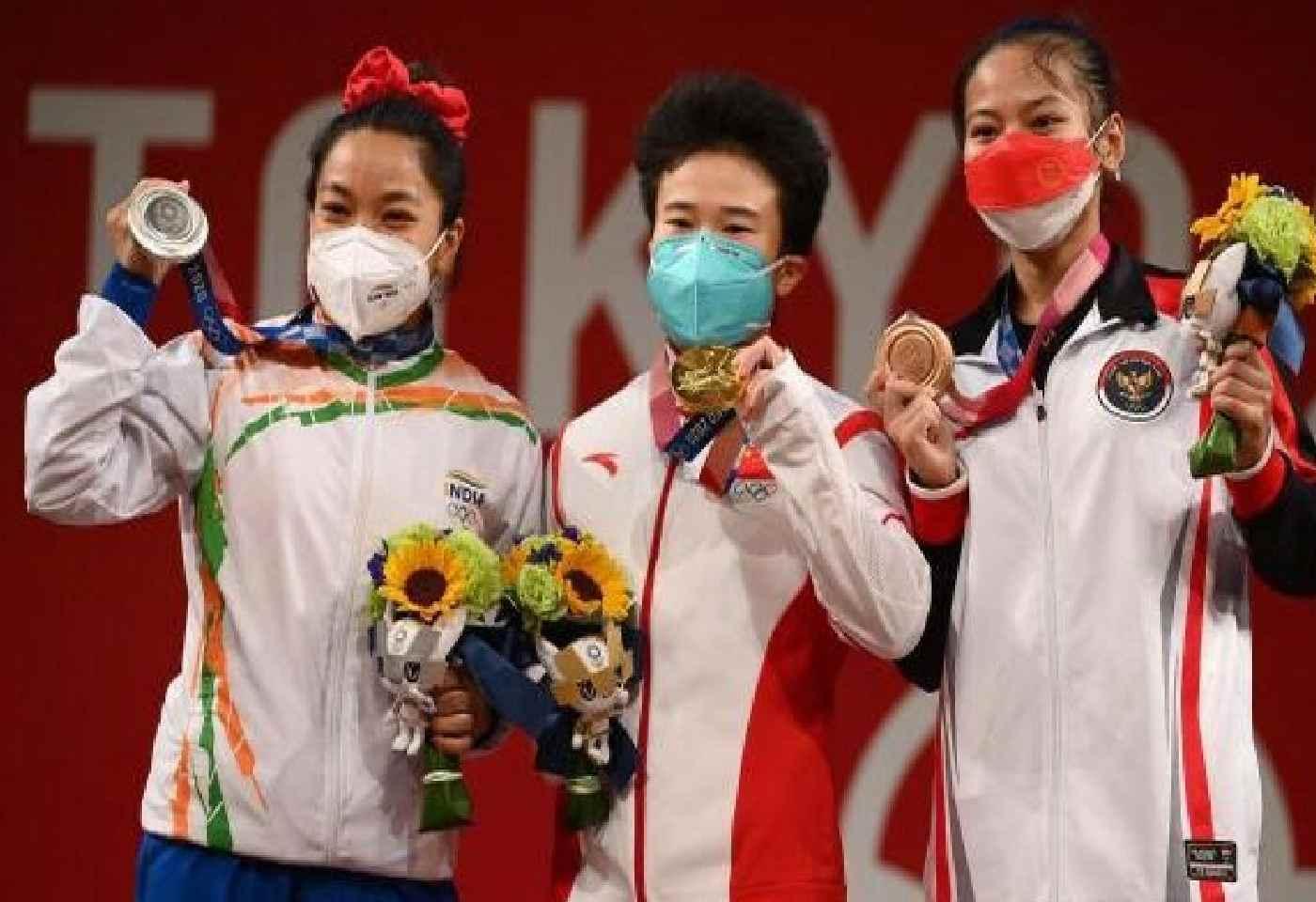 Mirabai Chanu Gold Medal Chance China Weightlifter Facing Doping Test At Tokyo Olympics