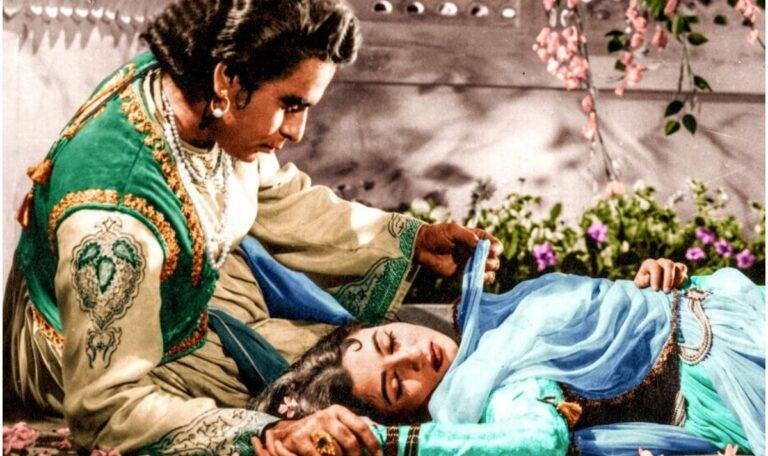 Bollywood Tragedy King Dilip Kumar Death, Know Dilip kumar Madhubala Love story