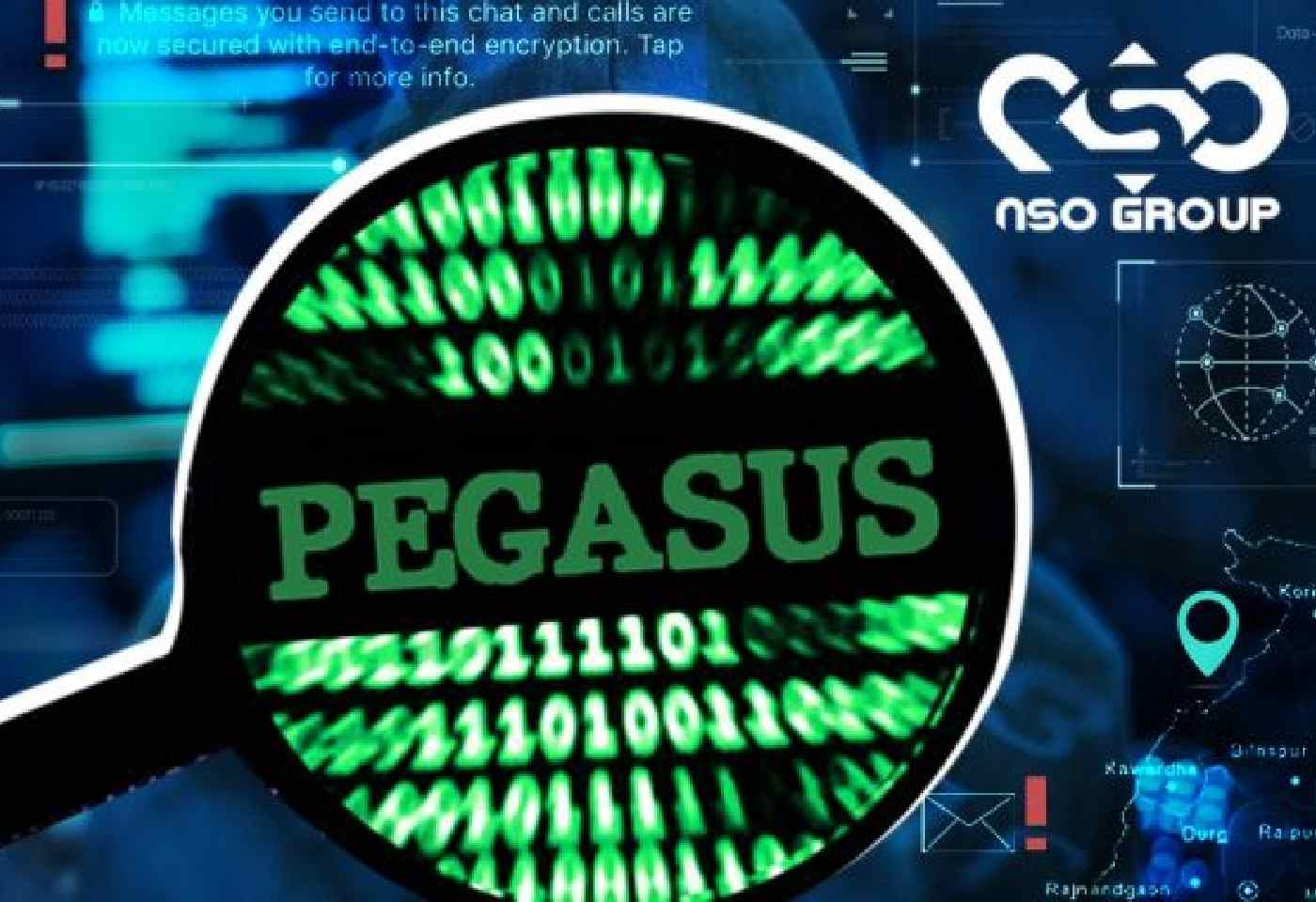Pegasus Scandal French Government Probe Opened Into Alleged Pegasus Software Media Spying