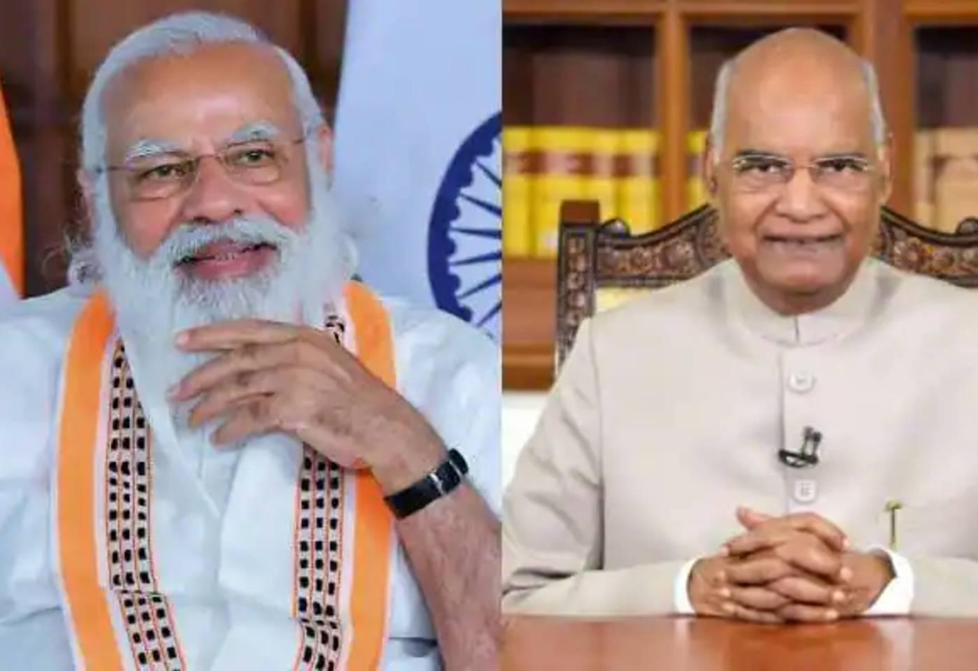 eid-ul-adha president and prime minister Modi congratulates eid al adha wished for harmony and love