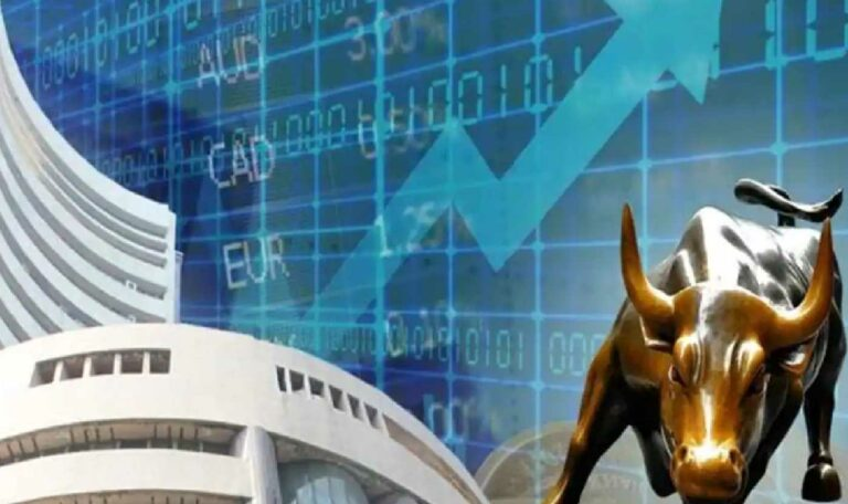 sensex crosses record 53500 mark currently at 53509 up by 558 points