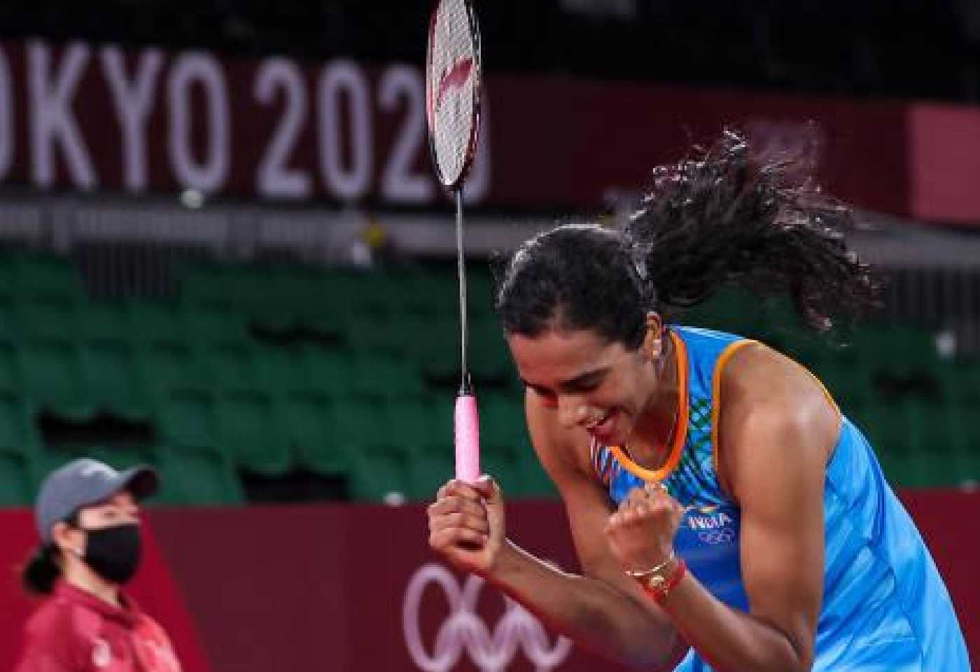 Tokyo Olympics P V Sindhu makes history, wins another Bronze medal for India, defeats Chinese player