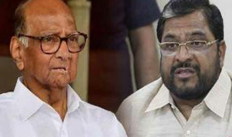 राजू शेट्टींच्या आमदारकीचा सवाल शरद पवारांनी अलगद ढकलला राज्यपालांच्या कोर्टात