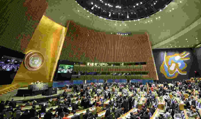 तालिबानला आता संयुक्त राष्ट्र महासभेला संबोधित करण्याची इच्छा, सोहेल शाहीन यांची संयुक्त राष्ट्र दूत म्हणून नियुक्ती