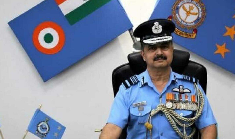 भारताचे नवे हवाई दल प्रमुख म्हणून व्ही.आर. चौधरींची नियुक्ती, आरकेएस भदौरिया 30 सप्टेंबरला होणार निवृत्त