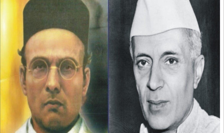 """स्वातंत्र्यवीर सावरकरांची """"आयडिया ऑफ इंडिया"""" स्थापित होतेय म्हणून लेफ्ट लिबरल्सची पोटदुखी वाढलीय का…??"""