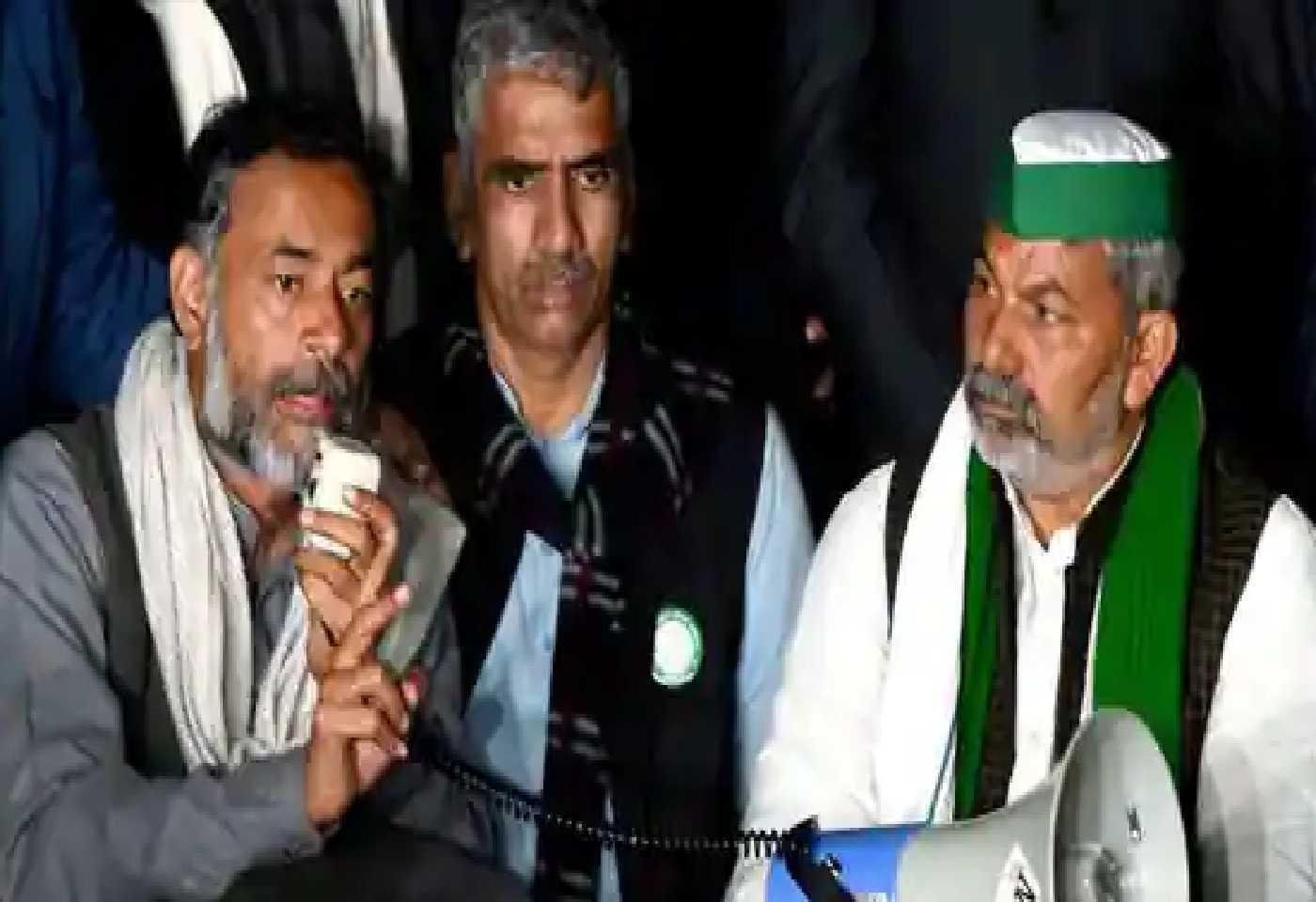 Lakhimpur Kheri Violence Sanyukt Kisan Morcha Will Burn Statue of PM Modi And Amit Shah on Dashehara, Calls Rail Roko On Oct 18 and 26 oct Mahapanchayat