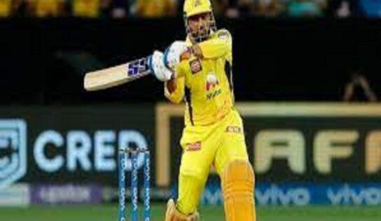 IPL २०२१ : धोनीचा नवा विक्रम, टी -२० फॉरमॅटमध्ये ३०० सामन्यांचे कर्णधार होणारा पहिला खेळाडू ठरला