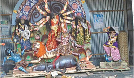 दुर्गा पूजेच्या उत्सवादरम्यान बांगलादेश मधील हिंदू मंदिरांवर हल्ल्यात चार जणांचा मृत्यू! हल्लेखोरांवर कारवाई केली जाईल – बांगलादेश पंतप्रधान शेख हसीना